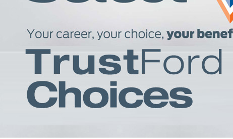 Select TrustFord Choices